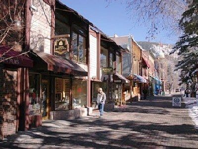 Downtown Aspen Commercial Demand and Prices Up, ADN Image