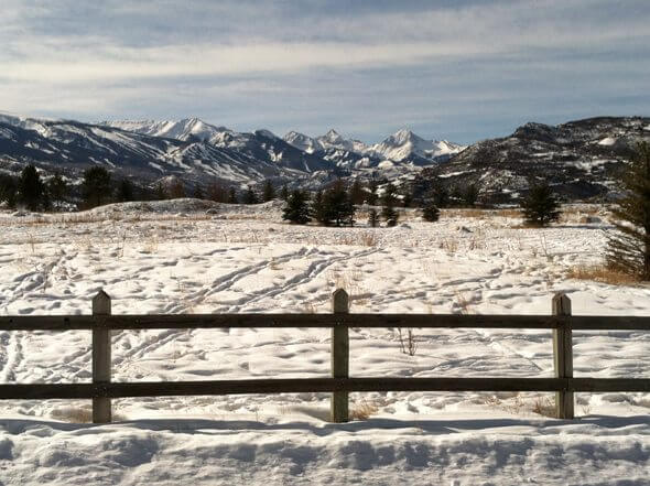 Vacant Land Sales in Aspen on the Upswing, AT Image