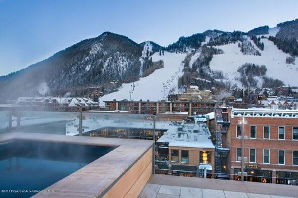 New Oversized Aspen Core Penthouse Listed at Record $17.6M/$3,795 sq ft Image