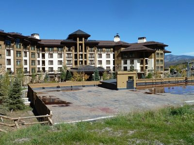With Foreclosure Behind, Snowmass Base Village Slowly Moves Forward, AJ Image