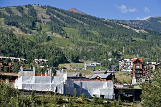 German Bank Consortium Loses Snowmass Base Village Tax Appeal, SS Image