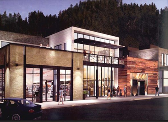 Downtown Aspen Developer's Aspen Plans Divulged & Council Responds ADN Image