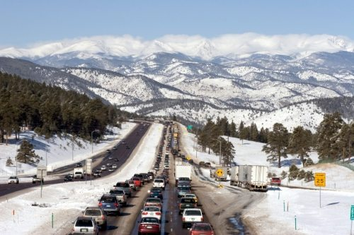 I-70 Traffic Issues Changing the Way Peolpe Live and Play, AT Image