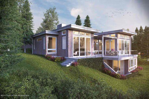 New Built Aspen River Spec Home Closes at $10M Image