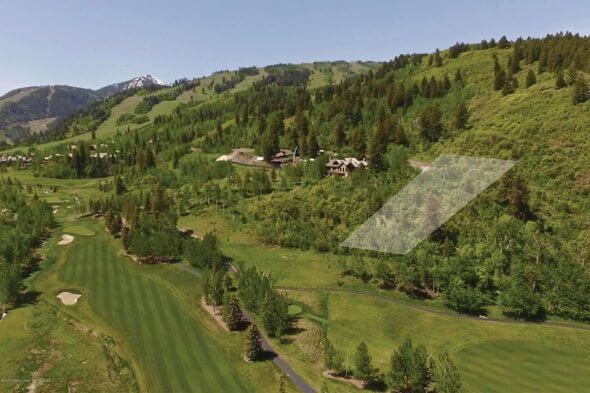 Large 2-Acre Maroon Creek Vacant Lot with 14,000 Sq Ft Build-out Potential Closes at $4M Image
