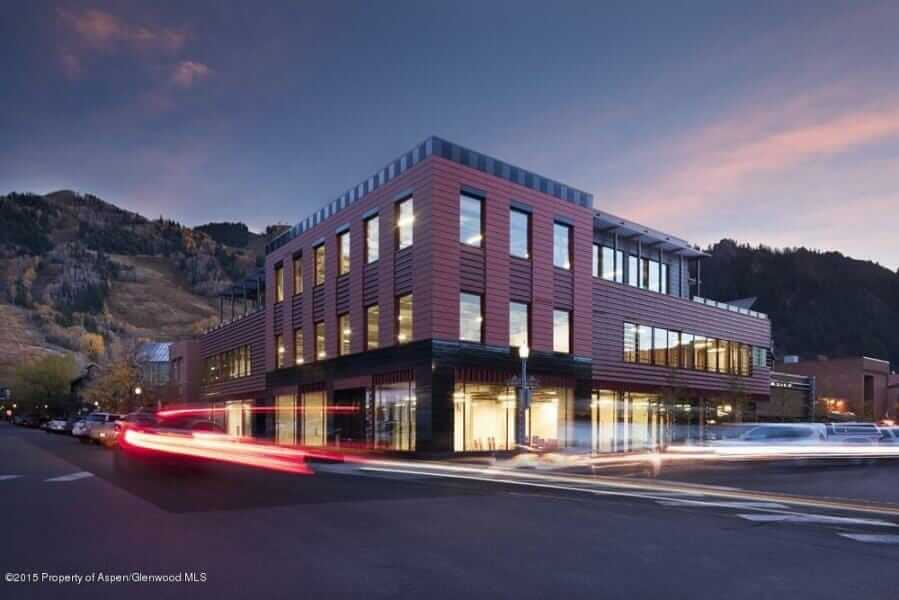 Aspen Monopoly – Dallas Group Buys Unlisted Downtown Aspen Commercial Core Building for $28M Image
