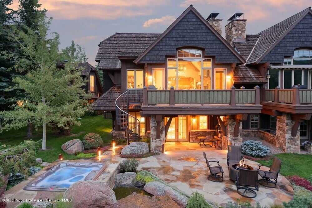 Maroon Creek -Tiehack Ski-in/Out Townhome Closes at $4.5M/$971 Sq Ft Furnished Image