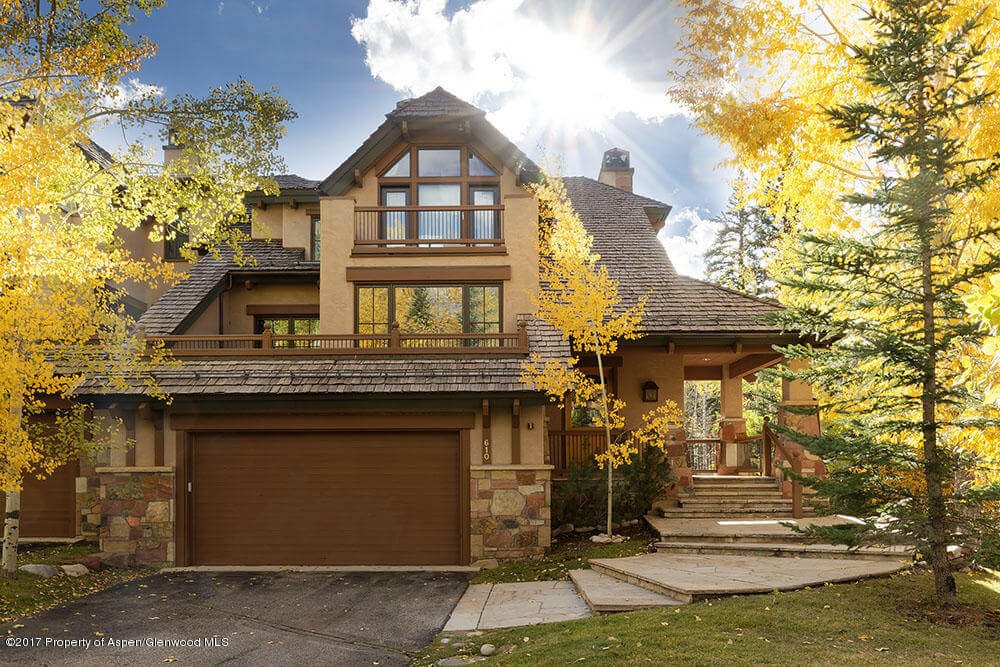Owl Creek Townhome in Snowmass Village Sells at $3.775M/$977 Sq Ft Furnished Image