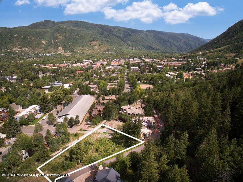 Two Vacant Aspen Lots on S. 2nd St – Little Cloud Area – Totaling Almost 1 Acre Sell at $9.55M Image