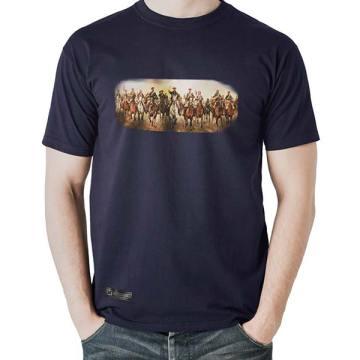 Camiseta Carga Zumalacarregui azul