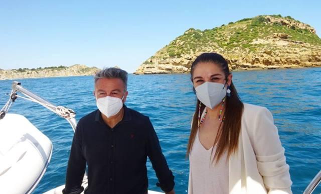 consellera de Agricultura, Desarrollo Rural, Emergencia Climática y Transición Ecológica, Mireia Mollà