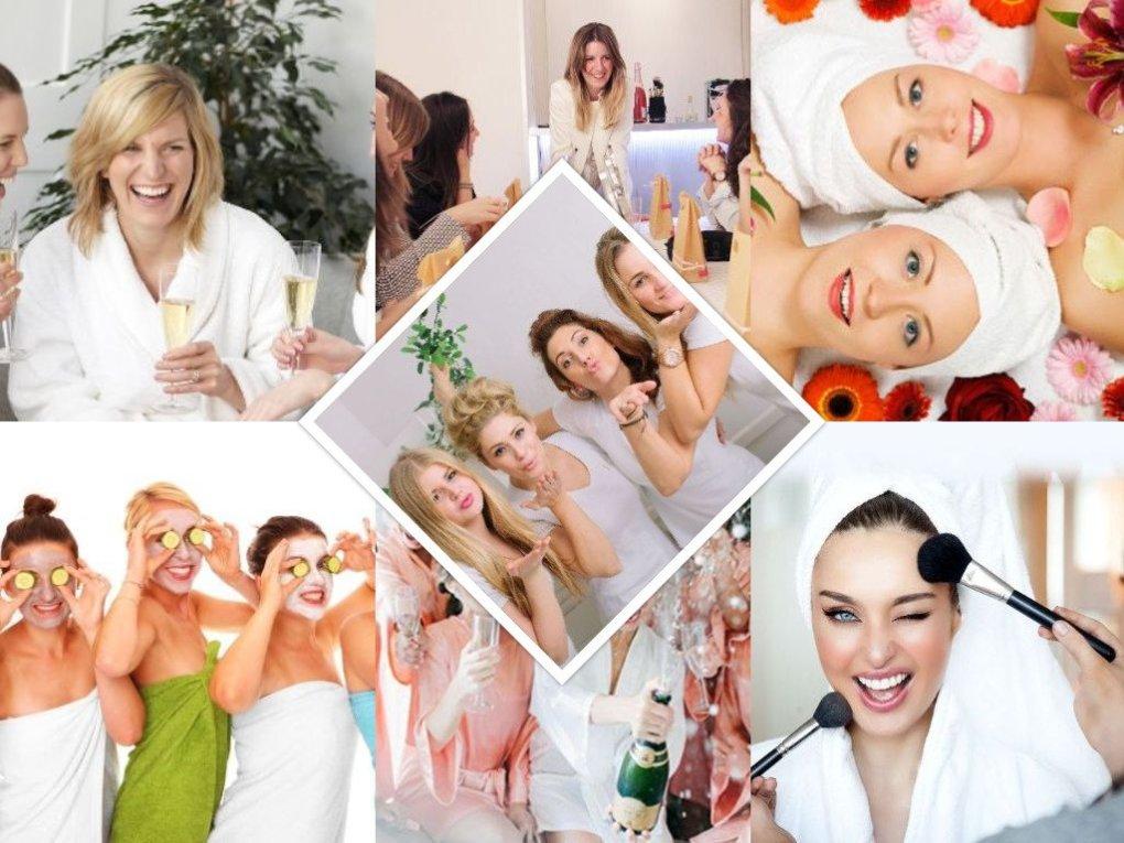beauty party para la novia con ann&bel novias