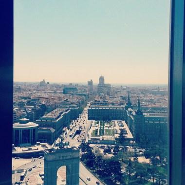 Si vienes de Madrid, ya eres de Madrid