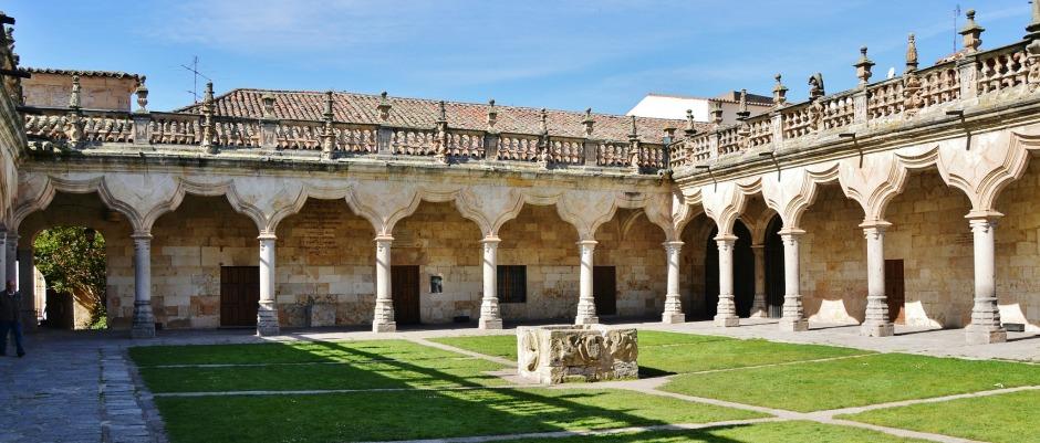 Universidad de Salamanca-  foto Maria Rosa Ferre (CC)