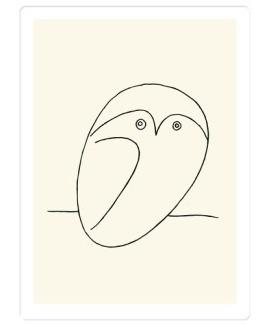 O quadro de Picasso