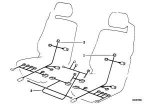 Original Parts for E31 850Ci M70 Coupe  Vehicle