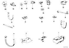 Original Parts for E12 528i M30 Sedan  Vehicle Electrical