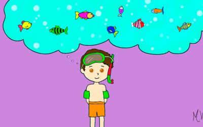 Quero morar no mar