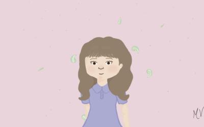Helena e as folhas mágicas