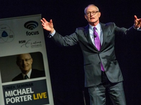 Michael Porter - Tecnología aplicable, tecnología necesaria, tecnología deseada