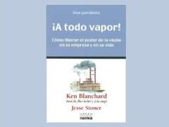 Libro ¡A todo vapor! - Blanchard Ken