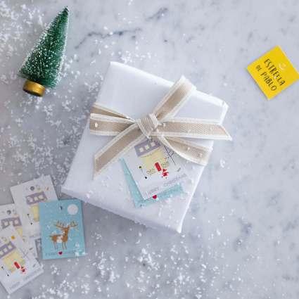tarjetitas regalo navidad 9