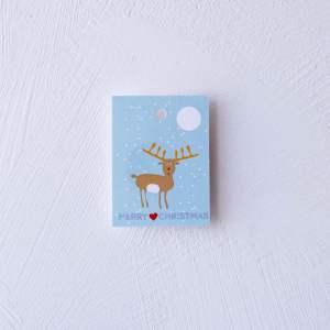 tarjeta regalo navidad 14