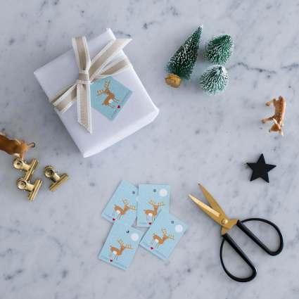tarjetas regalo navidad 1