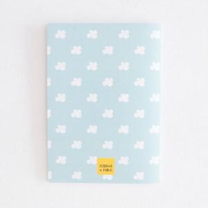 Ilustradora Estrella de Pablo, Cuaderno Azul Back