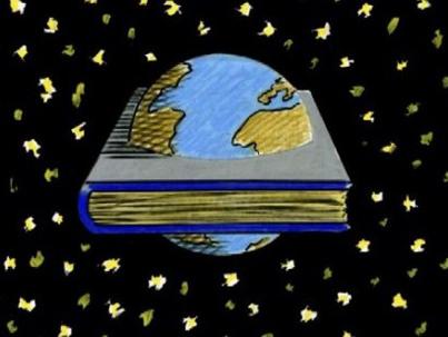 Cartel de El Roto para el Día de la Biblioteca