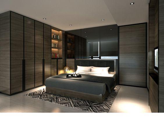 60 Dormitorios De Matrimonio Modernos Que Te Encantarn