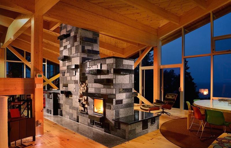 Le Foyer De Masse Une Autre Facon De Chauffer Une Maison Habitation Construction Estrie Estrieplus Com Le Journal Internet