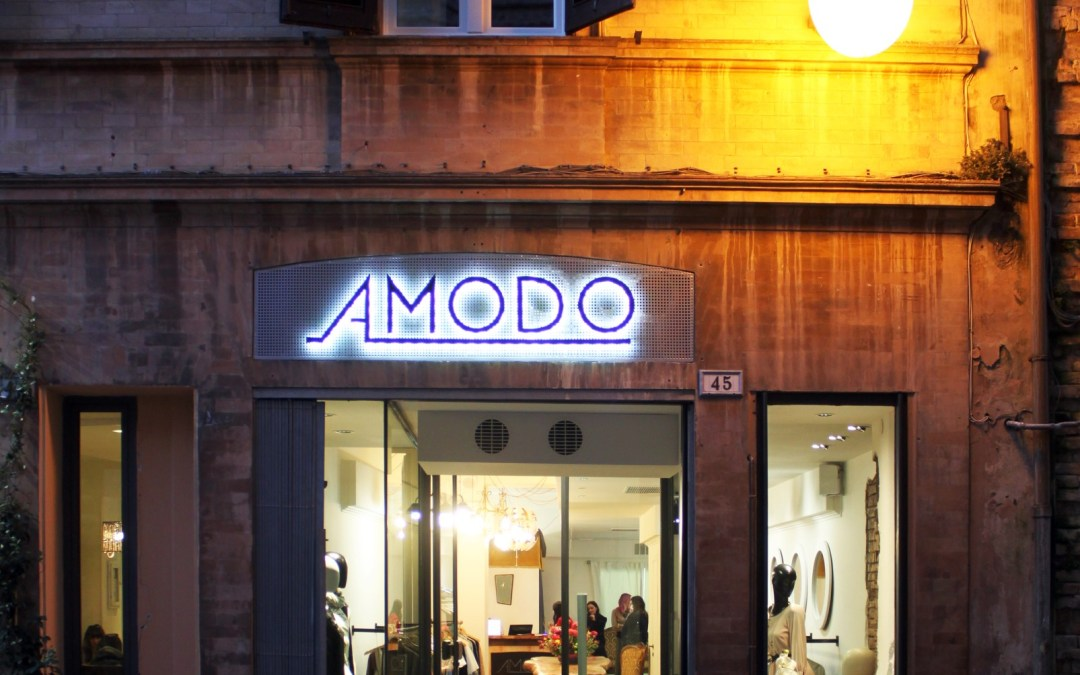 AMODO – Clothes shop