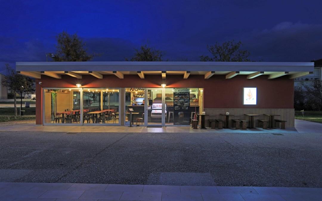 Municipal Kiosk – Il Braciere