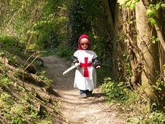 cavaleiro-conjunto-criança