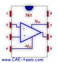 741 op-amps.