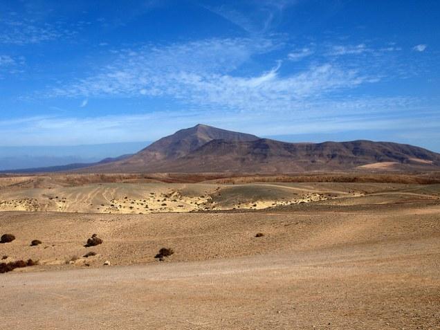 Lanzarote's Lunar landscape