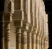 Granada's moorish architecture