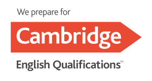 Centro certificado por Cambridge English