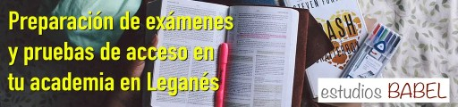 preparacion examenes leganes