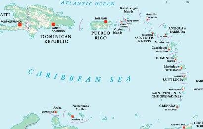 America Central es el territorio entre los istmos de Tehuantepec y de Panamá  3