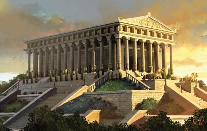 Estudios Sociales -Arquitectura en la antigua Roma -3