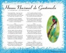 Historia del Himno Nacional de Guatemala -2