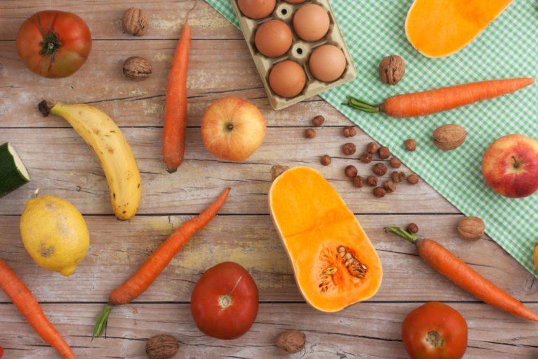 Alimentacion sostenible y saludable