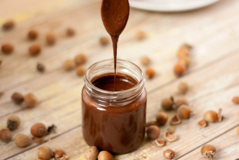 crema de cacao avellanas casera