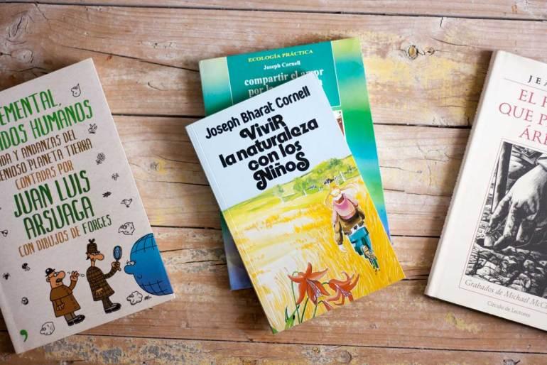 libros medioambiente niños