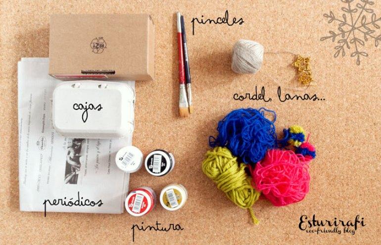 Empaquetado creativo y sostenible | Esturirafi