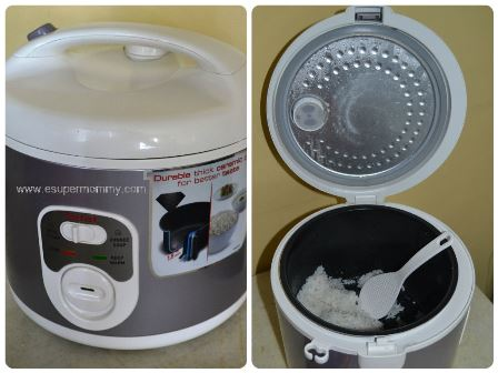 Tefal Rice Cooker and steamer Review