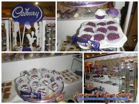 Cadbury Dairy Milk Melted Sweets