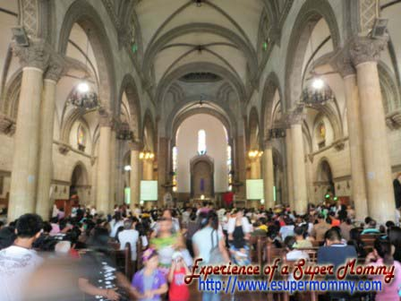 Cathedral Church for visita Iglesia